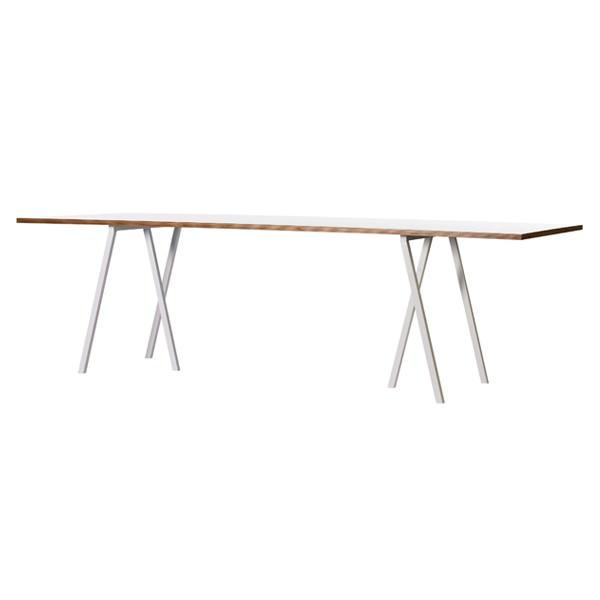 Loop Tisch, Hay, weiß