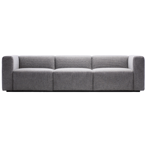 hay mags sofa 3 sitzer m bel design k ln. Black Bedroom Furniture Sets. Home Design Ideas