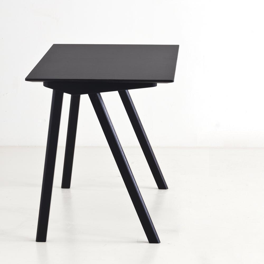 hay copenhague desk cph90 schwarz m bel design k ln. Black Bedroom Furniture Sets. Home Design Ideas