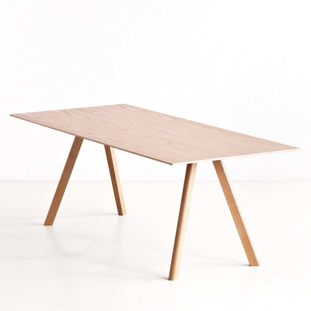 Hay copenhague table cph30 eiche m bel design k ln for Hay design