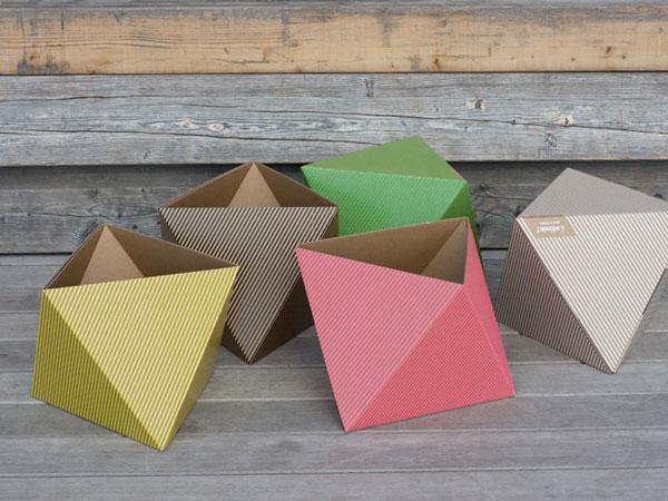 Poubelle de bureau carton möbel design köln