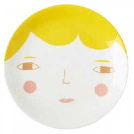 Plate Donna Wilson