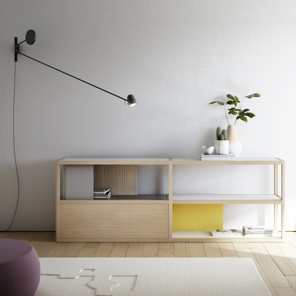 treku sideboard kai kollektion k9 m bel design k ln. Black Bedroom Furniture Sets. Home Design Ideas