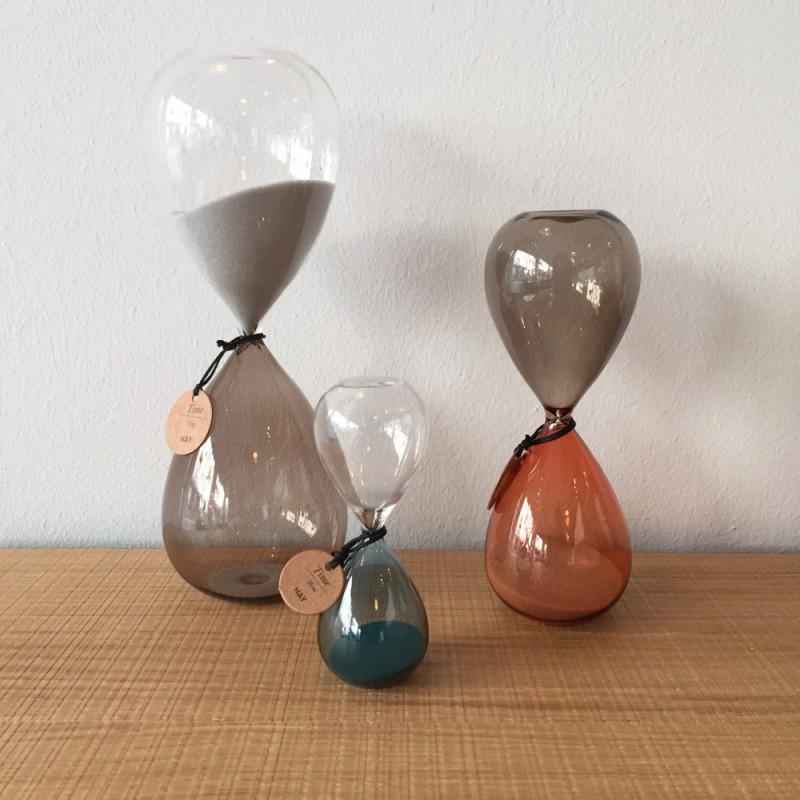 Hay, Sanduhr, Time S, silver | Toendel
