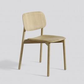 Holzschalenstuhl in Eiche skandinavisches Design von HAY
