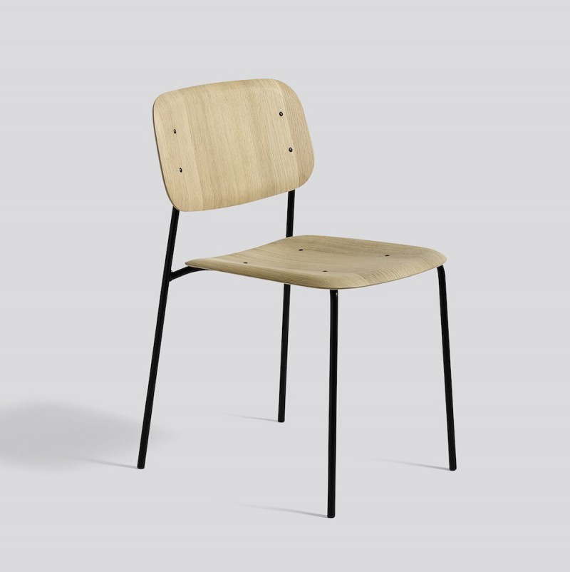 hay soft edge stahl eiche toendel. Black Bedroom Furniture Sets. Home Design Ideas