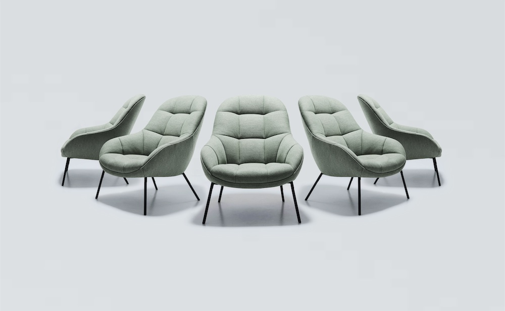Lesesessel dänisches Design