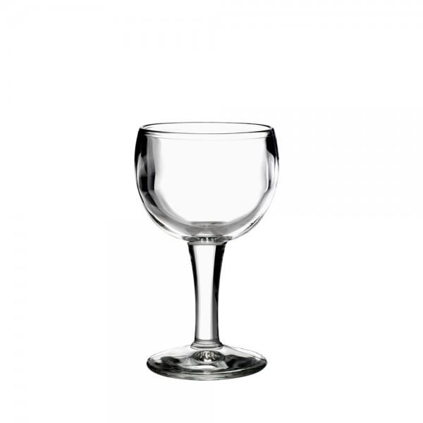 Weissweinglas aus Frankreich