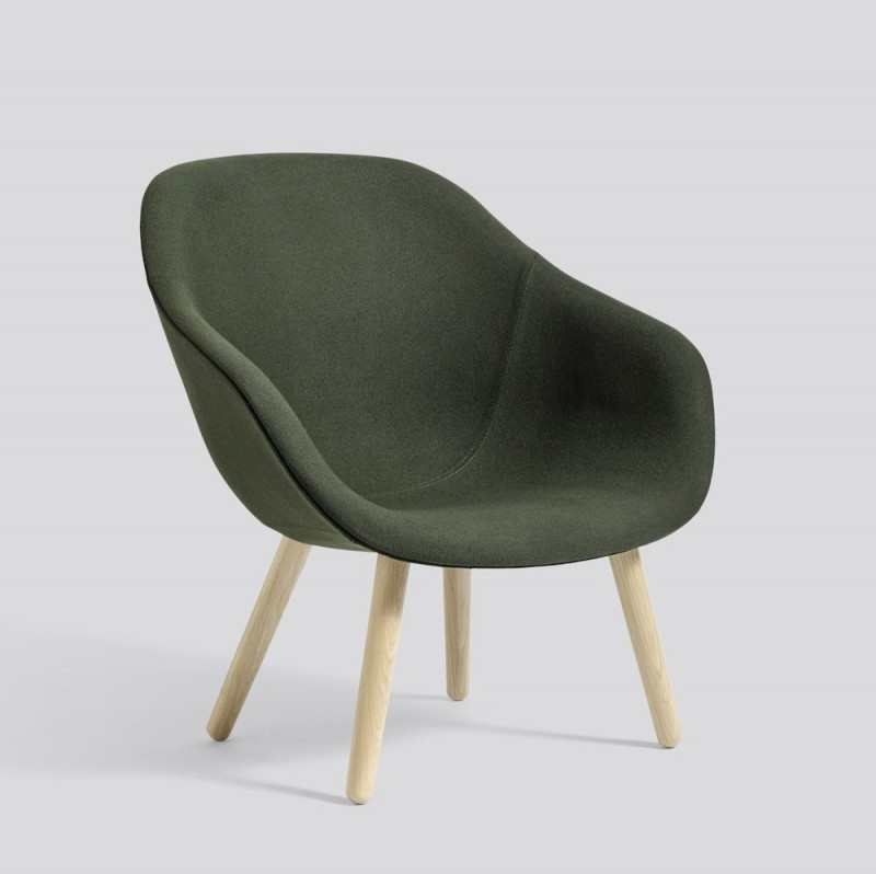 hay lounge chair aal 82 - Eames Chair Sitzkissen