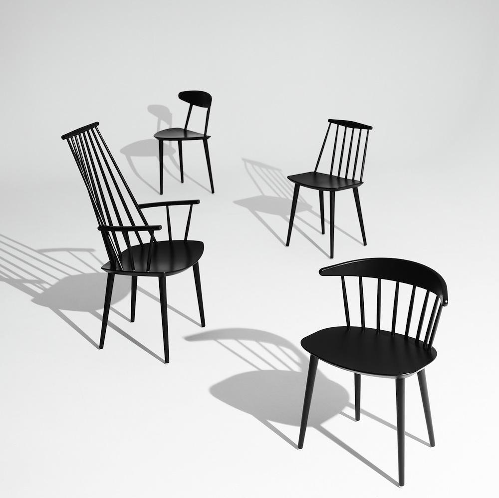 hay stuhl j110 dunkelgrau m bel design k ln. Black Bedroom Furniture Sets. Home Design Ideas