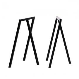 Loop Tischböcke, schwarz, Hay