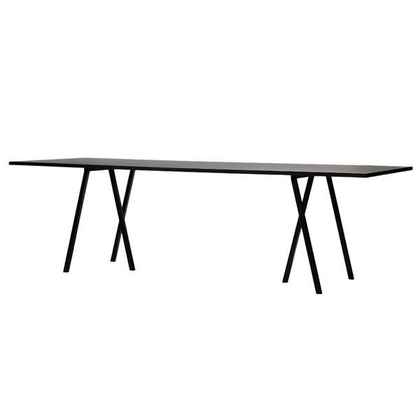 Loop Tisch, Hay, schwarz