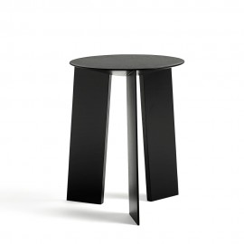Elephant Table, schwarz, 34cm, Wrong for Hay
