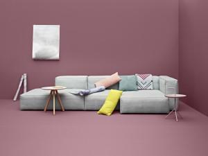 Skandivisches Design Sofa