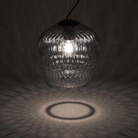 Glaskugel Lampe