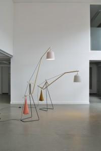 floorlamp, aust amelung, stehleuchte