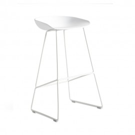 About a Stool 38, weiss, Hay