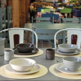 Jars Ceramiste, Frankreich, Steingut, Geschirr