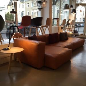 Abverkauf Sofa Mags