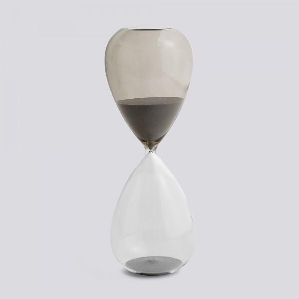 Glassanduhr skandinavisches Design
