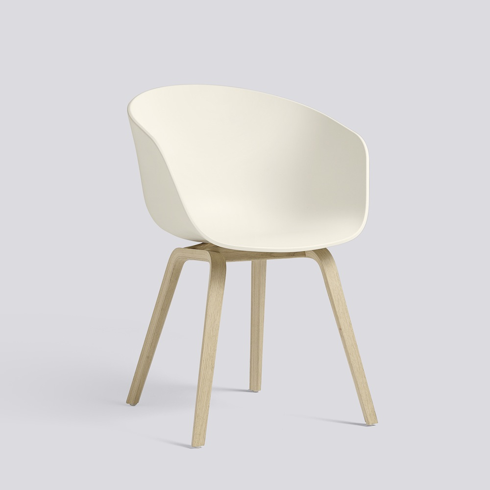 hay about a chair aac22 cream white m bel design k ln. Black Bedroom Furniture Sets. Home Design Ideas