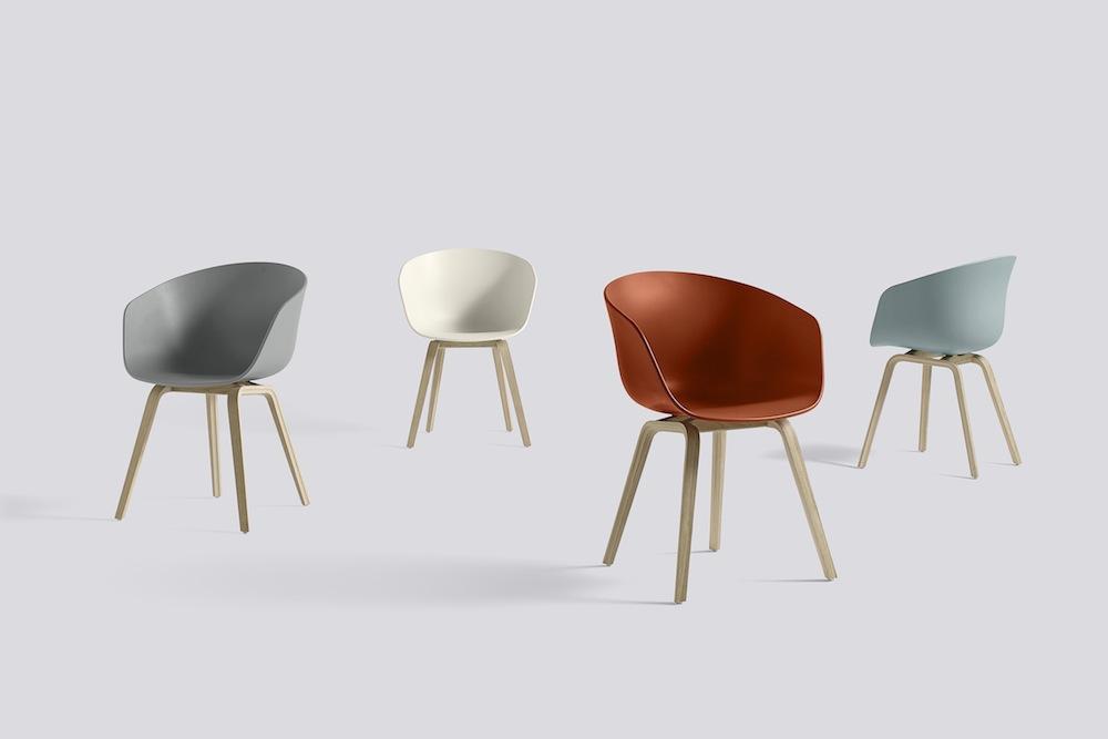 Skandinavisches Design, Stuhl von HAY