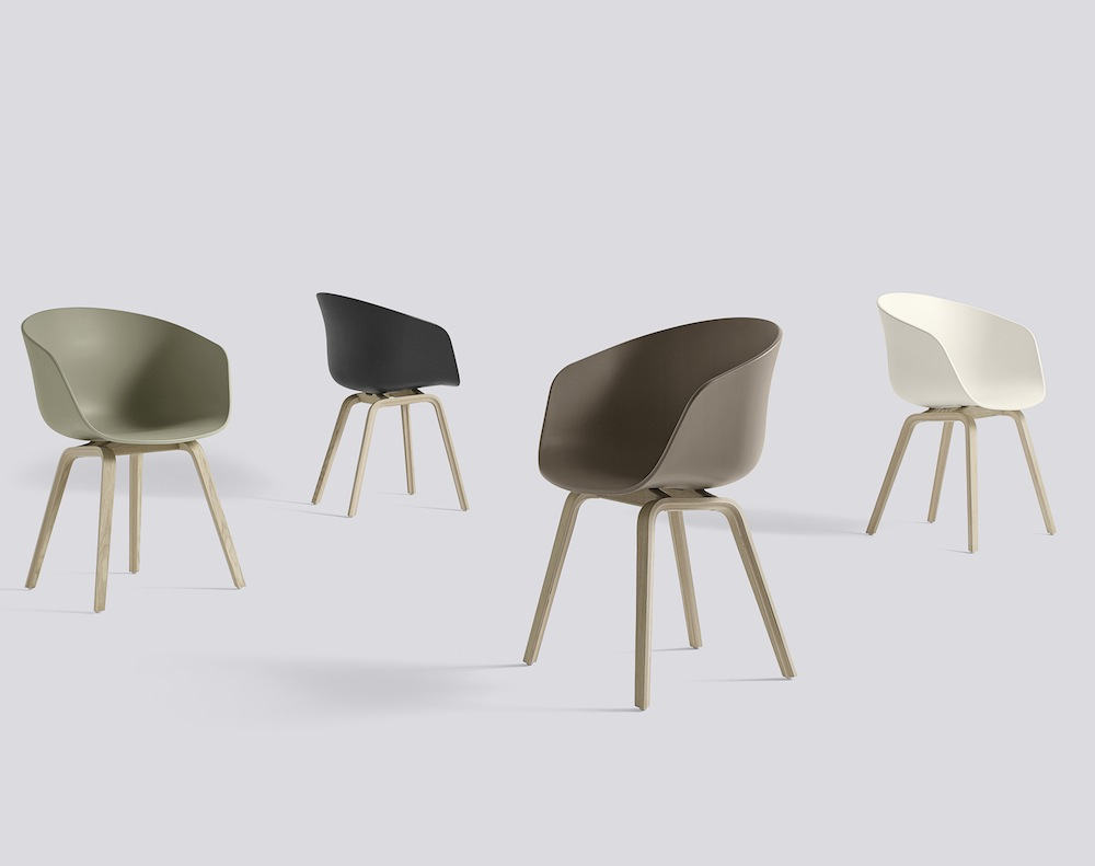skandinavischer Designstuhl