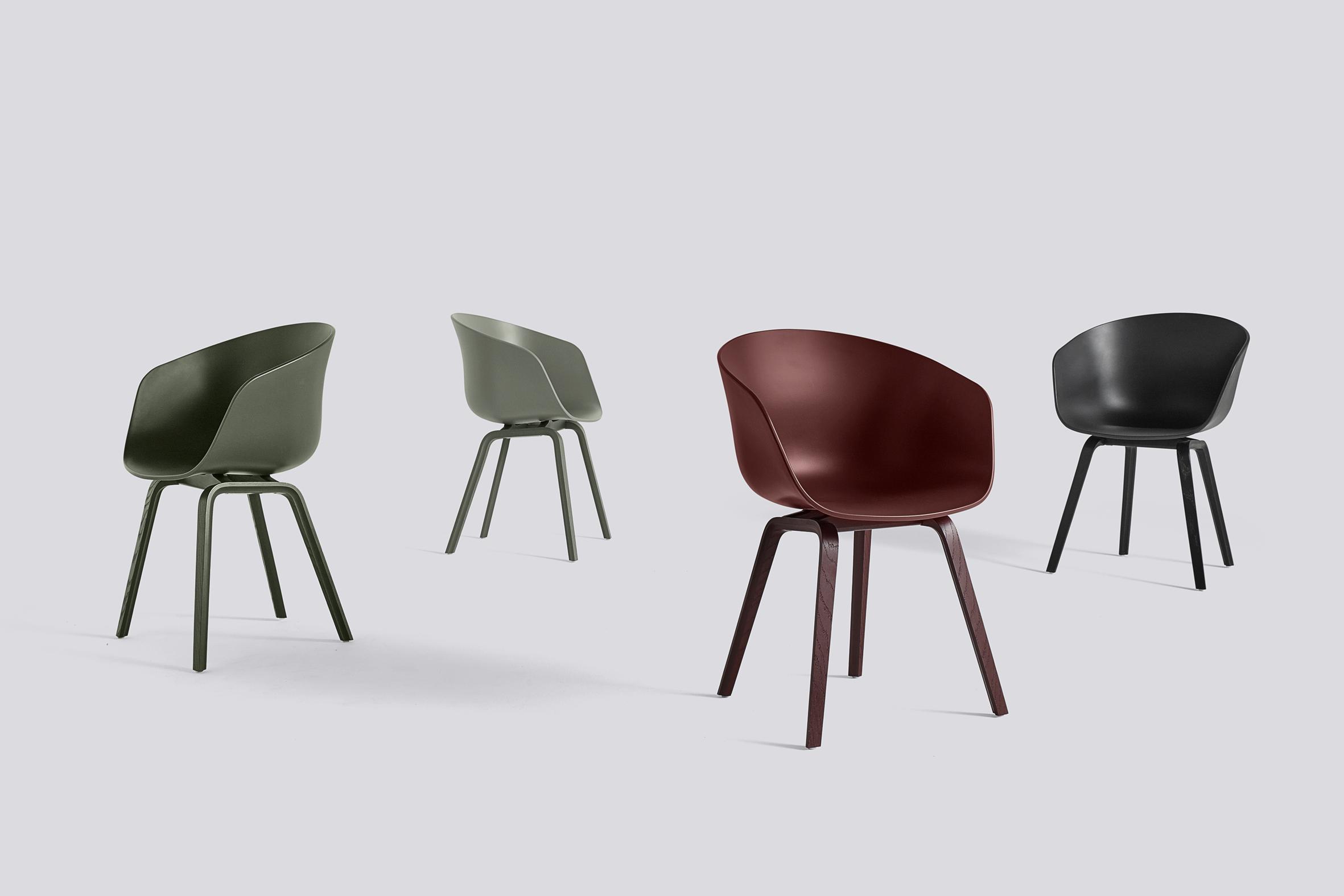 Hay About A Chair Aac22 Dusty Green Möbel Design Köln