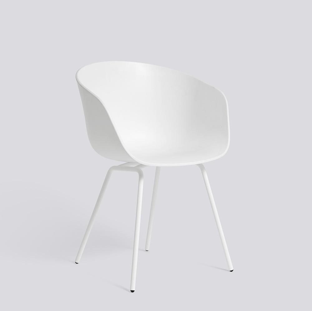 About a Chair von HAY mit Stahluntergestell