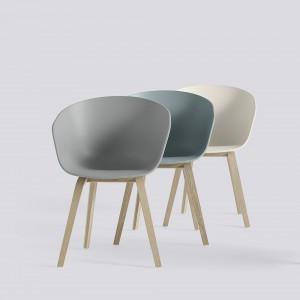 12 neue Farben About a Chair von HAY