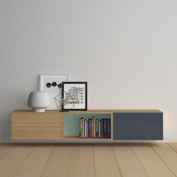 Systemmöbel in vielen Maßen und Farben