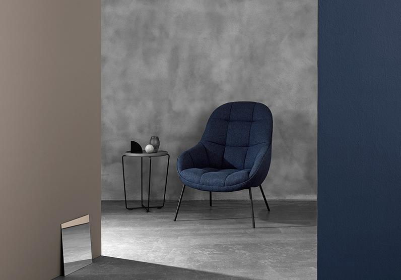 Lounge Sessel skandinavisch