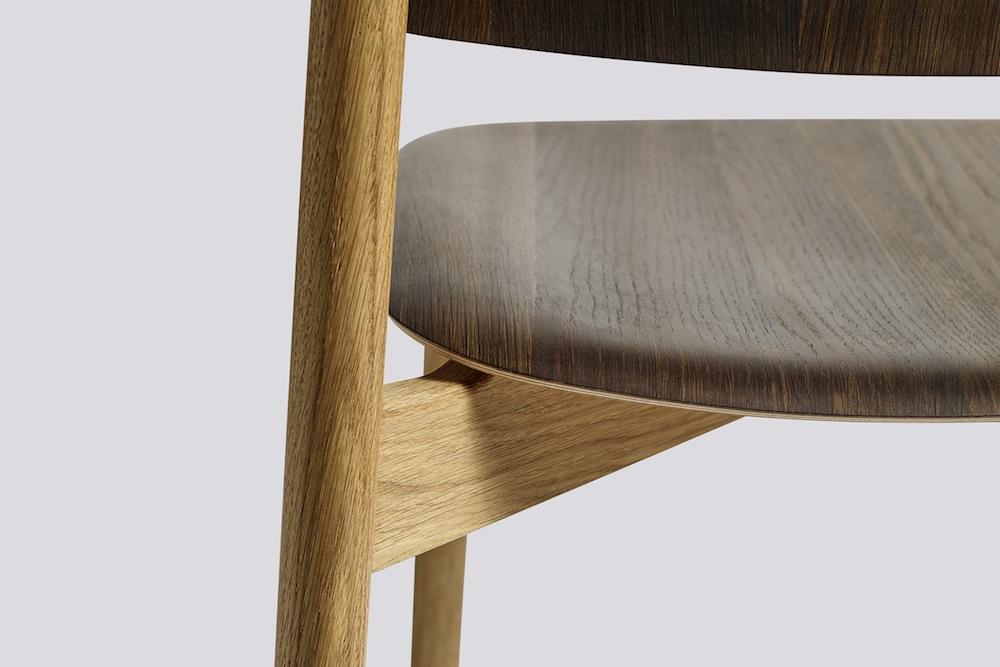 HAY Stuhl aus Eiche