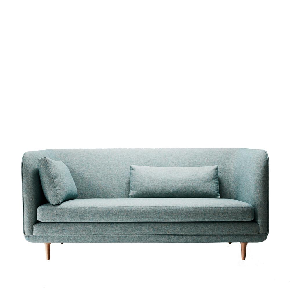 Unglaublich Couch Hellblau Ideen Von Dänischer Zweisitzer