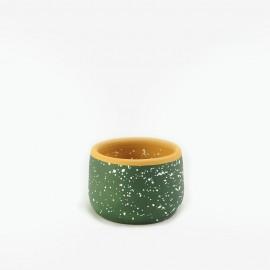 Design Pflanzentopf aus Ton