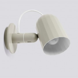 Wrong London, Noc Wall Lamp, off-white