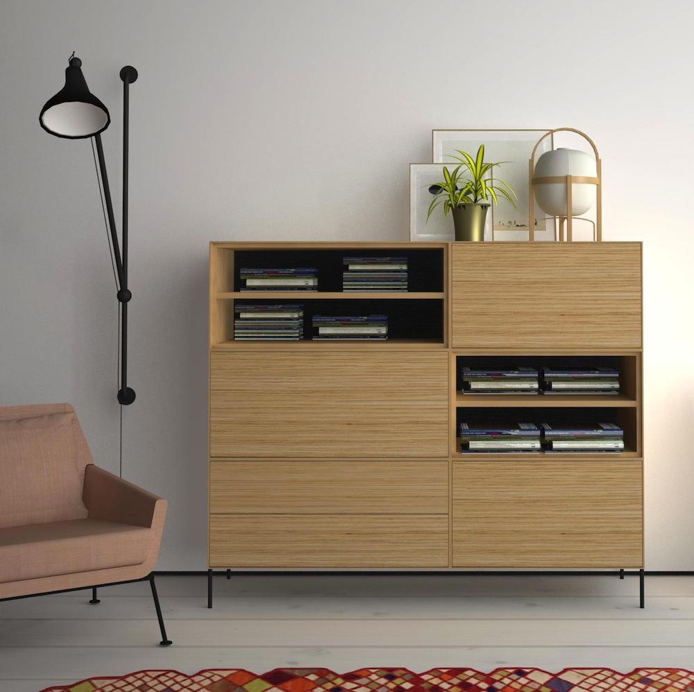 treku kommode lauki kollektion 01 m bel design k ln. Black Bedroom Furniture Sets. Home Design Ideas