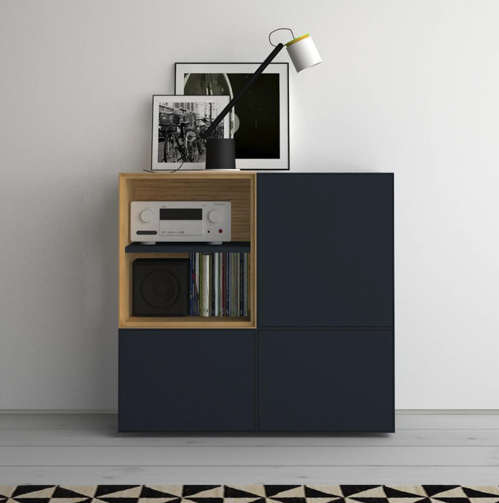 Treku, Highboard, LAUKI Kollektion, 26 - Möbel & Design Köln