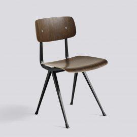 Stuhl von Hay, Result, Eiche/Metall