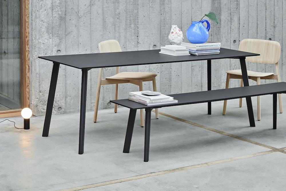 hay copenhague deux cph deux 210 140 cm m bel design k ln. Black Bedroom Furniture Sets. Home Design Ideas