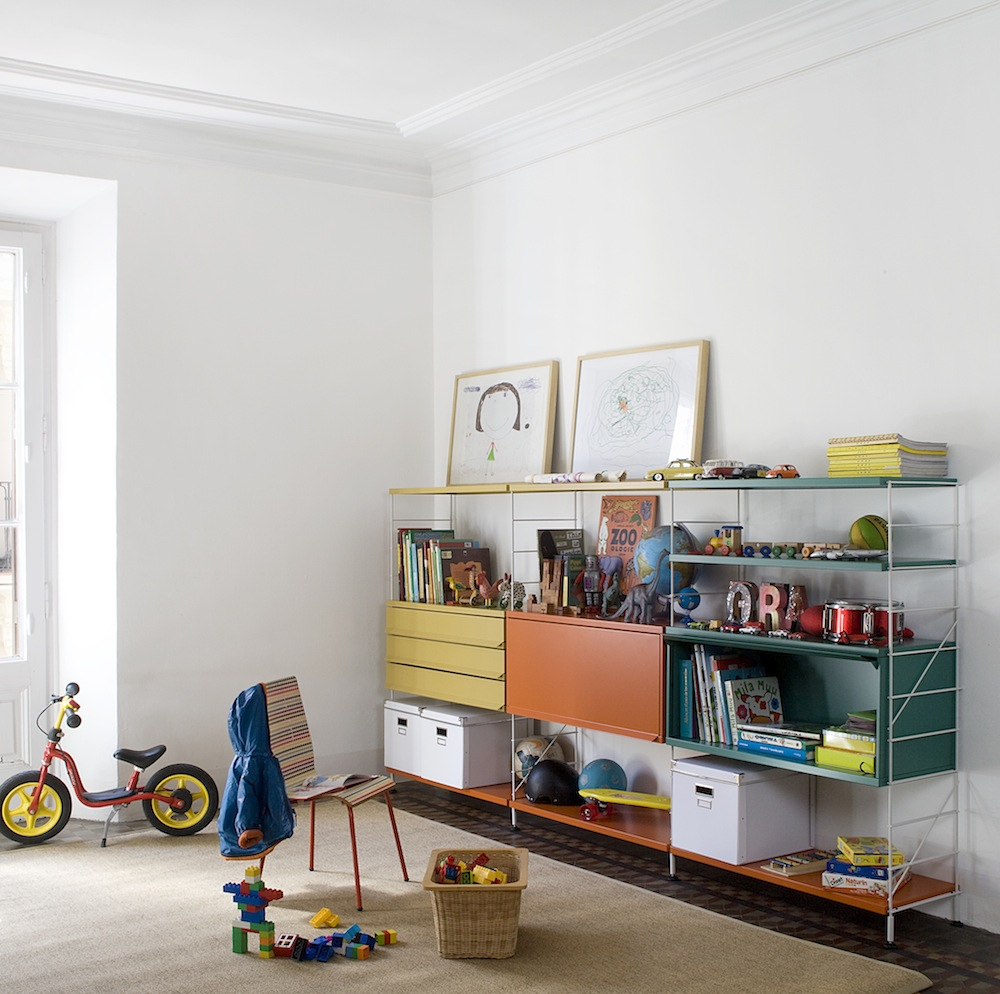 tria regalsystem kinderzimmer m bel design k ln. Black Bedroom Furniture Sets. Home Design Ideas