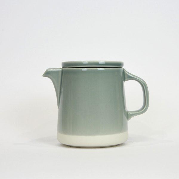 Jars Ceramistes Theiere gris oxyde