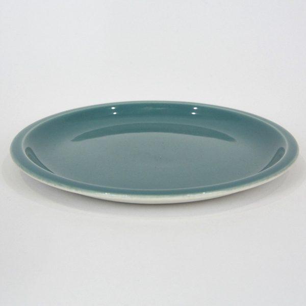 jars ceramistes cantine assiette S vert
