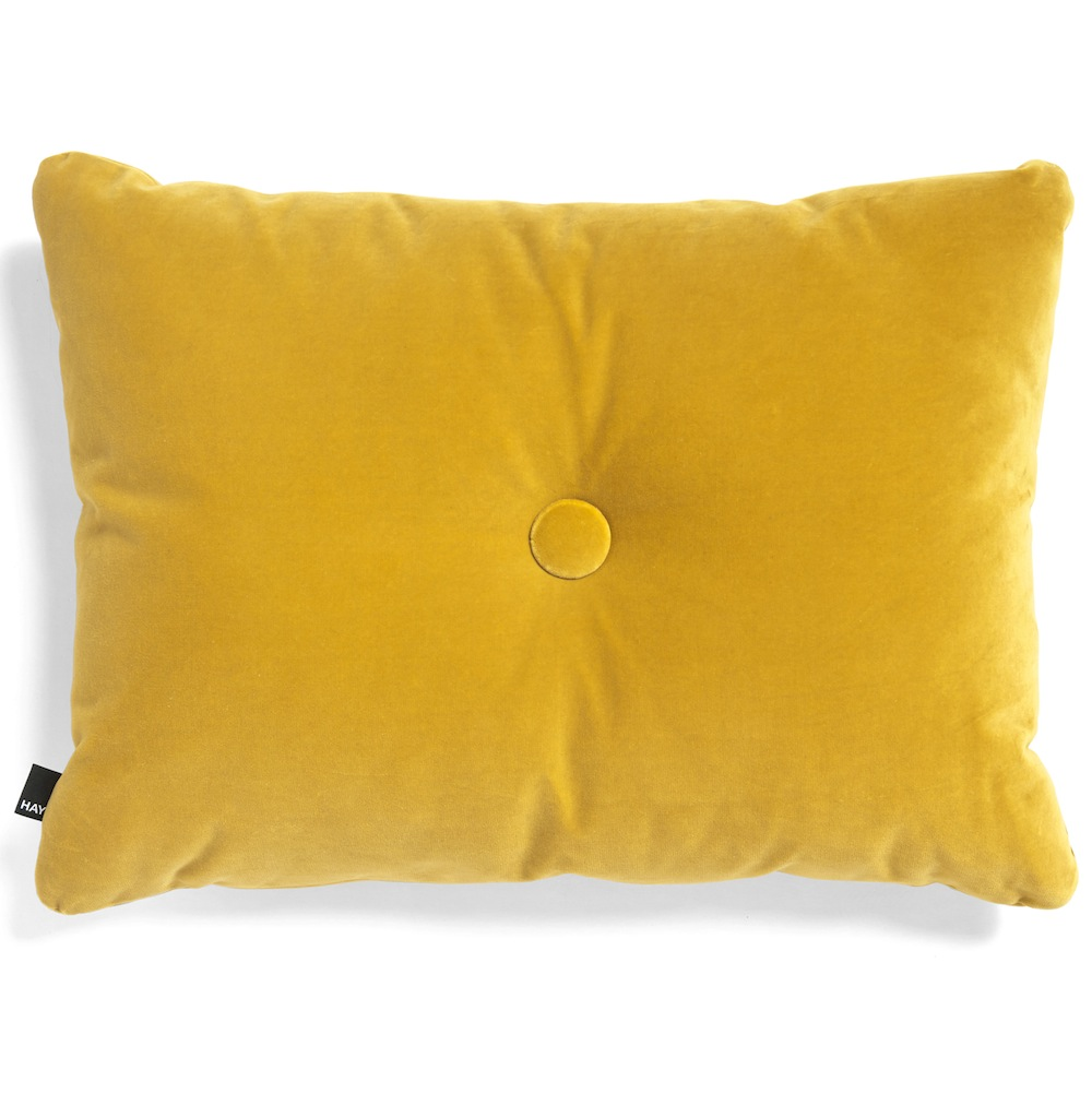 Hay kissen dot cushion yellow m bel design k ln - Yellow mobel katalog ...