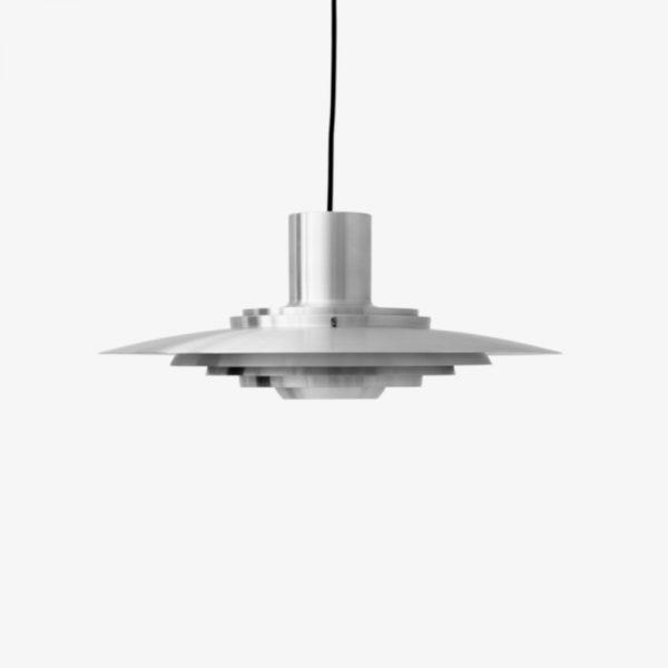 Designklassiker Leuchte P376 von Kastholm und Fabricius
