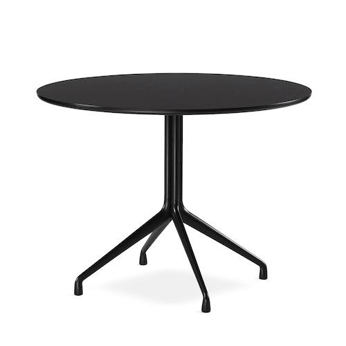 Esstisch rund schwarz  Hay, AAT20, Esstisch rund, 100cm, schwarz