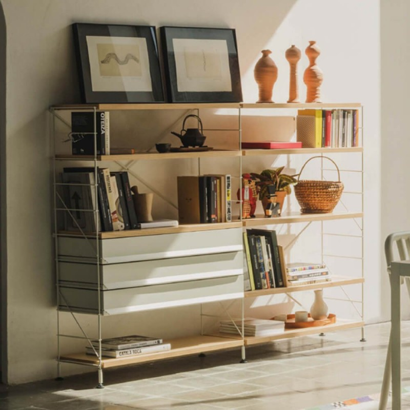 Mobles 114 Tria Regalsystem Wohnzimmer Mobel Design Koln