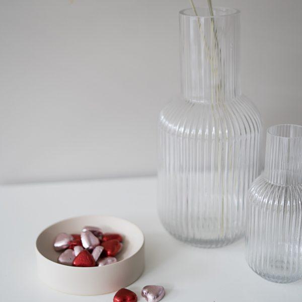 Glasvasen aus Amsterdam