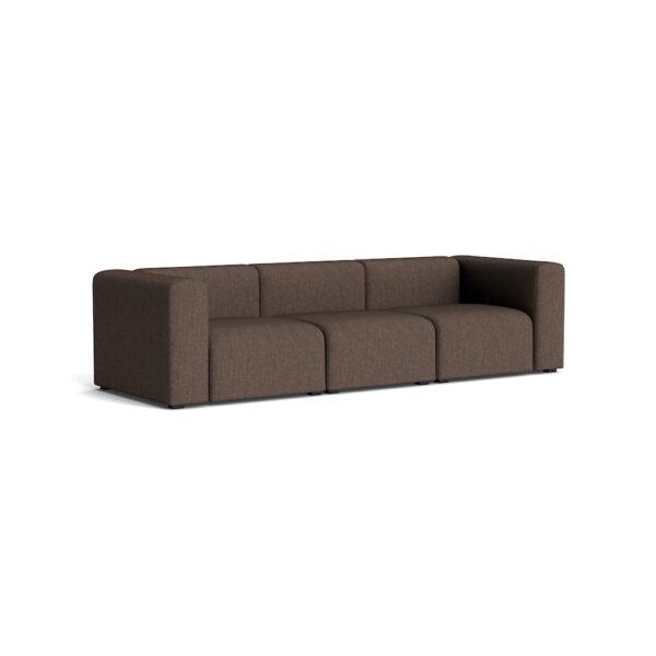 Sofa HAY Mags 3-Sitzer Komb.1 Canvas 674