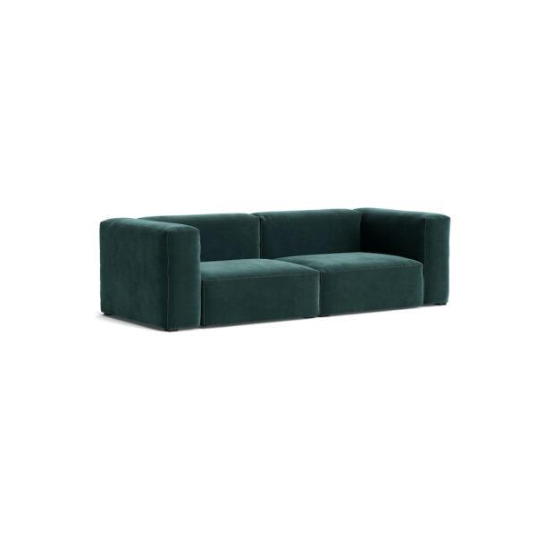 Sofa HAY Mags Soft 2,5-Sitzer Lola dark green
